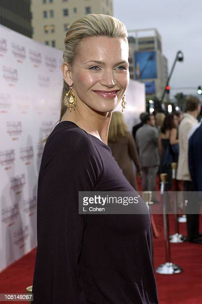 """Natasha Henstridge during """"Charlie's Angels 2 - Full Throttle"""" Premiere - Red Carpet at Mann's Chinese Theatre in Hollywood, California, United..."""