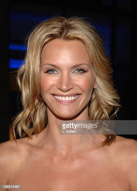 Natasha Henstridge during Circle of Passion An Evening with Lloyd Klein Red Carpet in Los Angeles California United States