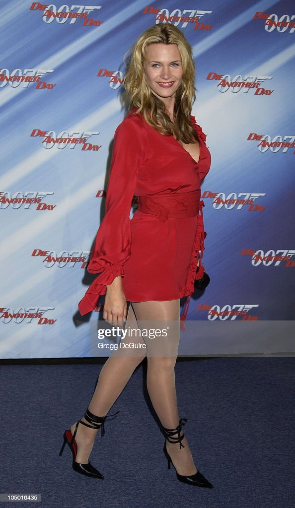 """Die Another Day"" - Los Angeles Premiere : News Photo"