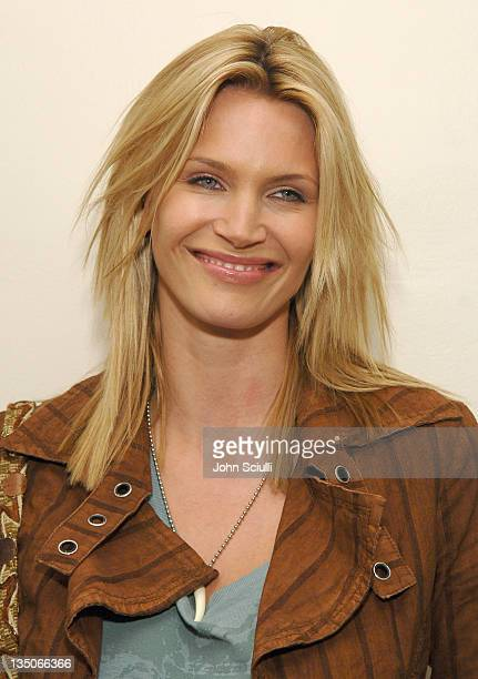 Natasha Henstridge during Diesel Presents Young Hollywood Awards Countdown March 30 2006 at Liberace's Penthouse in Los Angeles California United...