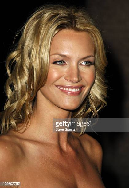 Natasha Henstridge during Elevate Hope Foundation Circle of Passion Arrivals at Astra Lounge in West Hollywood California United States