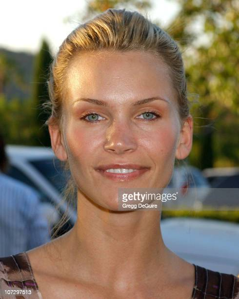 Natasha Henstridge during Lisa Rinna and Harry Hamlin Celebrate the Opening of the Second belle gray Boutique Arrivals at belle gray in Calabasas...