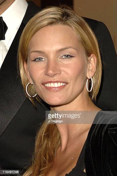 Natasha Henstridge during Night Under the Stars Reception at Banqueting Halls Whithall in London Great Britain