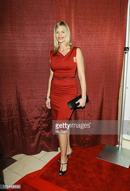 Natasha Henstridge during Noor Film Festival Opening Ceremony at LAX Hilton Hotel in Los Angeles, California, United States.