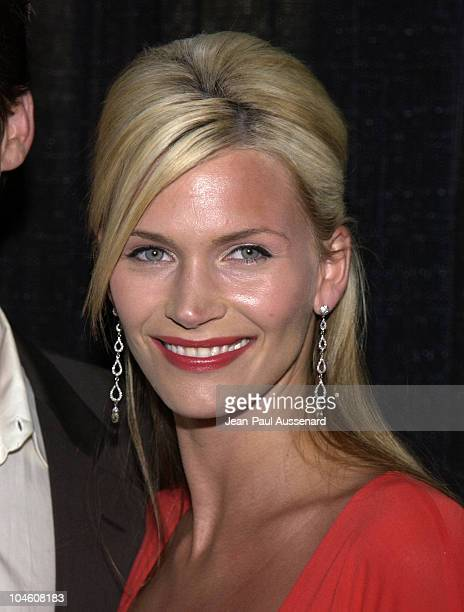 """Natasha Henstridge during """"Power and Beauty"""" Premiere Screening at The Directors Guild in Los Angeles, California, United States."""