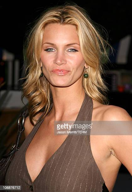 Natasha Henstridge during Travel + Leisure Magazine Celebrates 35th Birthday at W Hotel in Los Angeles - Arrivals at W Hotel Los Angeles in Westwood,...