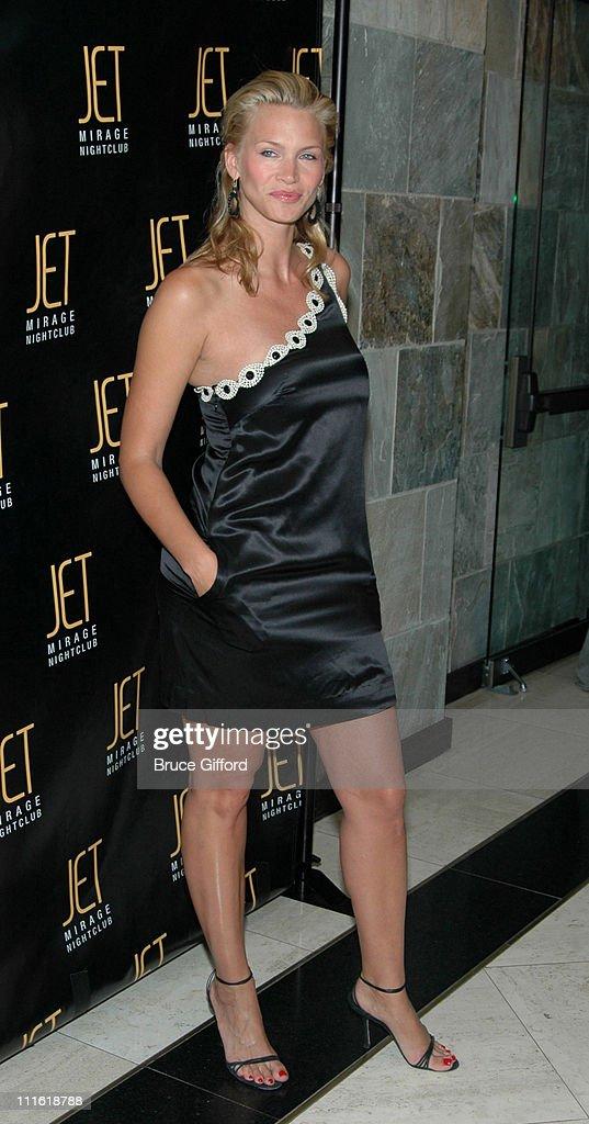 Victoria's Secret Las Vegas Store One Year Anniversary Celebration : News Photo