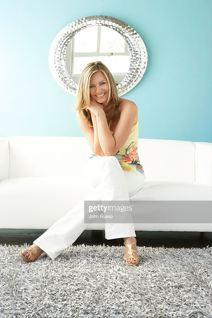 Natasha Henstridge, 2008 : News Photo