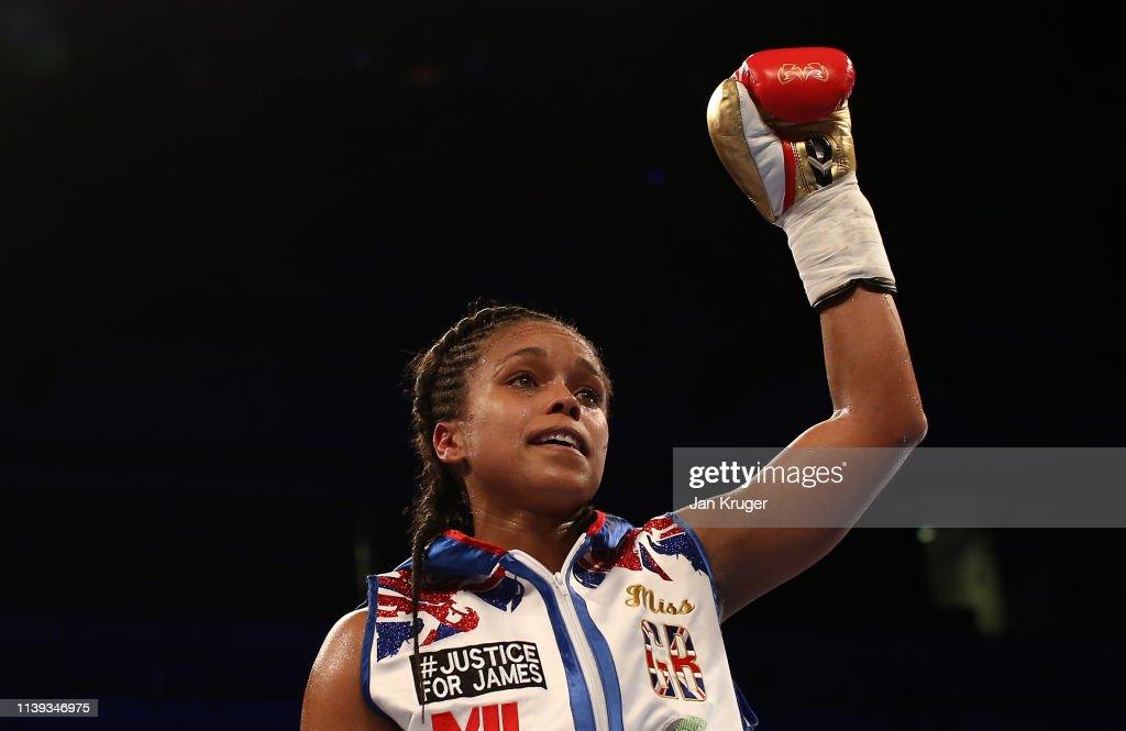 Boxing at M&S Bank Arena : News Photo
