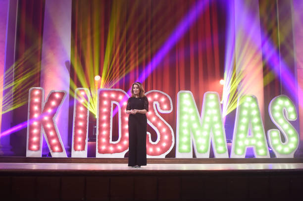 GBR: Barnardo's Kidsmas Live Concert Powered By Vodafone
