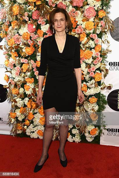Natasha Katz attends the 61st Annual Obie Awards at Webster Hall on May 23 2016 in New York City