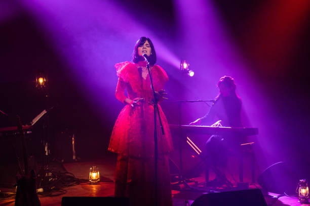 GBR: Bat For Lashes Perform At EartH, London
