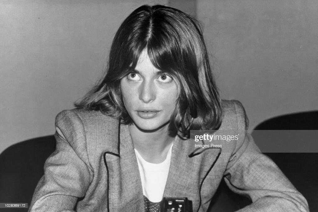 Actress Nastassja Kinski circa 1980 in France. News Photo