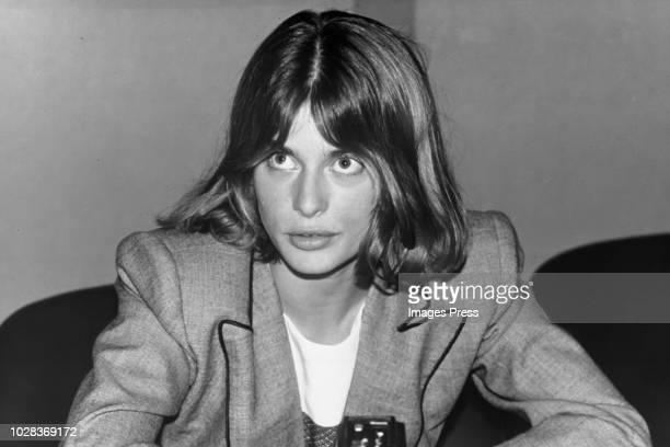 Natasha Kinski circa 1980 in New York