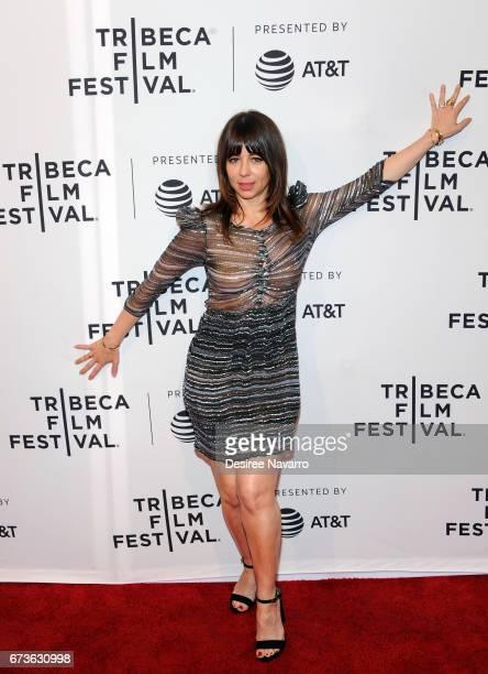 Natasha Leggero attends 2017 Tribeca Film Festival 'Another Period' at SVA Theatre on April 26 2017 in New York City