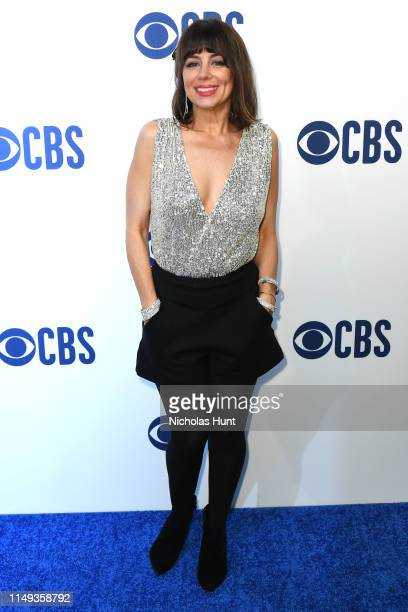 Natasha Leggero attends the 2019 CBS Upfront at The Plaza on May 15 2019 in New York City