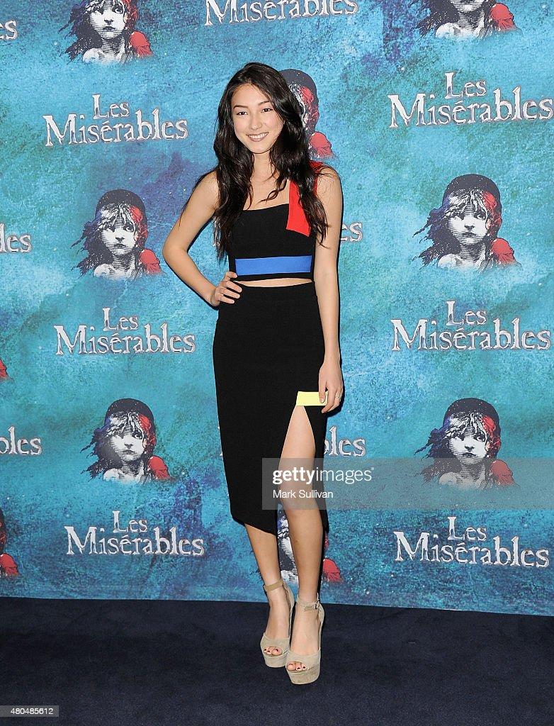 Les Miserables Celebrates Bastille Day - Arrivals : News Photo