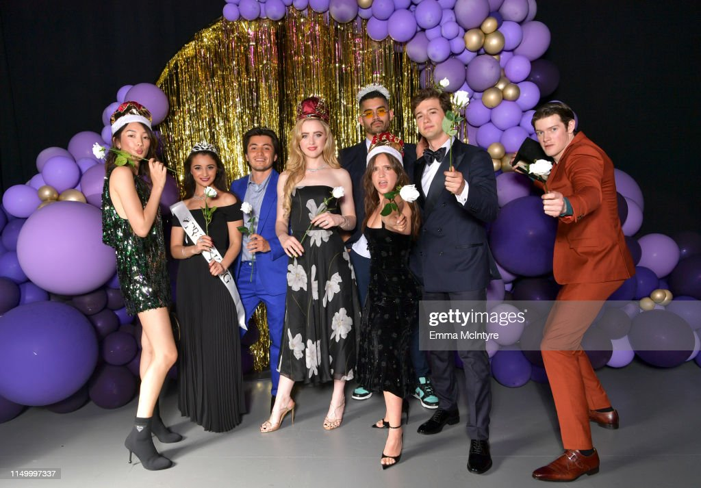 "Netflix FYSEE ""Prom Night"" Reception : News Photo"