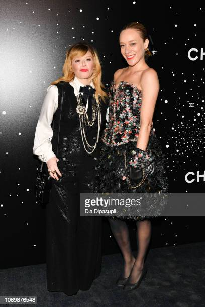 Natasha Lyonne and Chloë Sevigny attend the 2018 Museum of Modern Art Film Benefit A Tribute To Martin Scorsese at Museum of Modern Art on November...