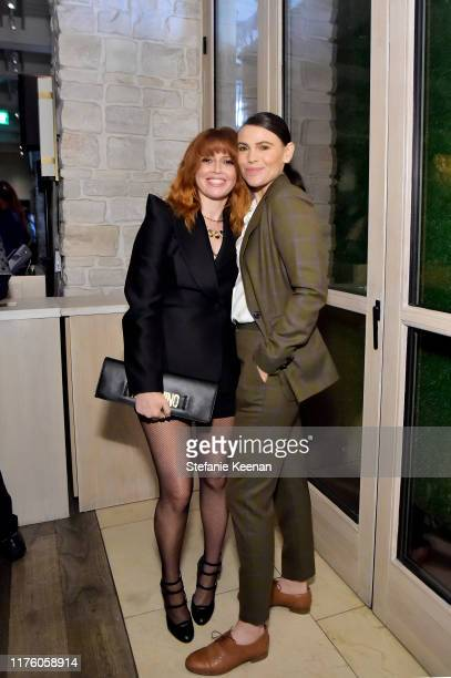 Natasha Lyonne and Clea DuVall attend The Hollywood Reporter SAGAFTRA 3rd annual Emmy Nominees Night presented by Anastasia Beverly Hills at Avra...