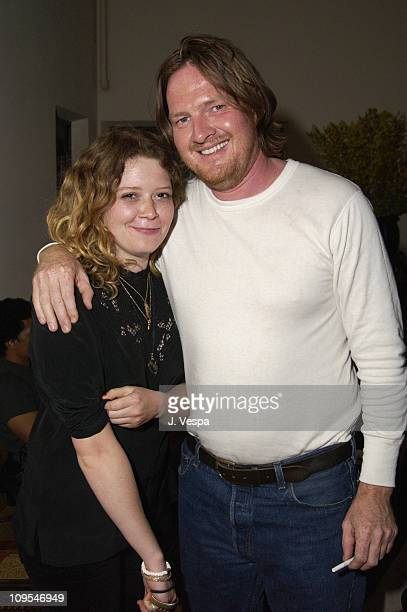 Natasha Lyonne and Donal Logue during Details Magazine hosts 'Chelsea Walls' Premiere and After Party Los Angeles at Laemmle Sunset and Chateau...