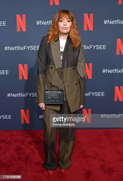 Natasha Lyonne attends Netflix FYSEE Change In Focus at Raleigh Studios on June 06, 2019 in Los Angeles, California.