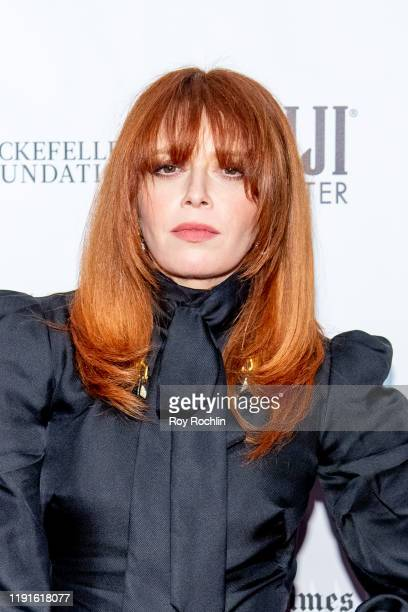 Natasha Lyonne attends the 2019 IFP Gotham Awards at Cipriani Wall Street on December 02, 2019 in New York City.