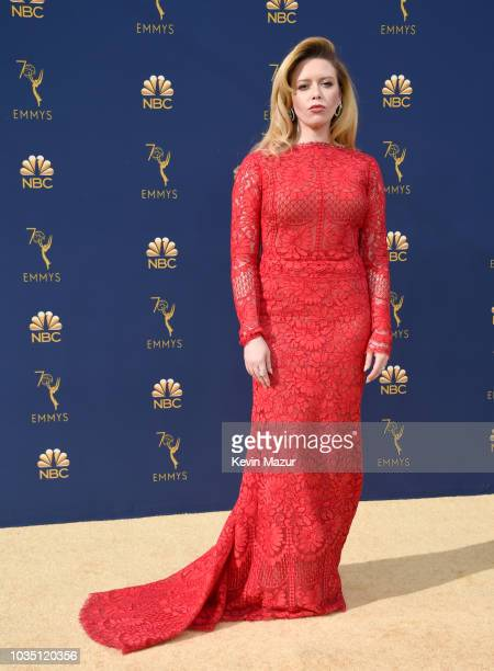 Natasha Lyonne attends the 70th Emmy Awards at Microsoft Theater on September 17 2018 in Los Angeles California