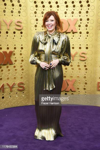 Natasha Lyonne attends the 71st Emmy Awards at Microsoft Theater on September 22, 2019 in Los Angeles, California.