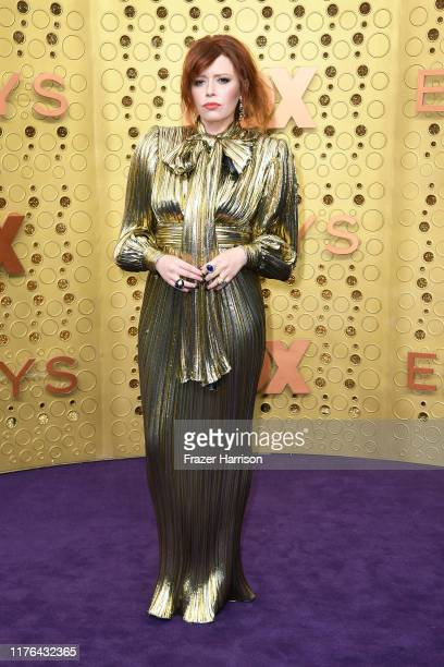 Natasha Lyonne attends the 71st Emmy Awards at Microsoft Theater on September 22 2019 in Los Angeles California