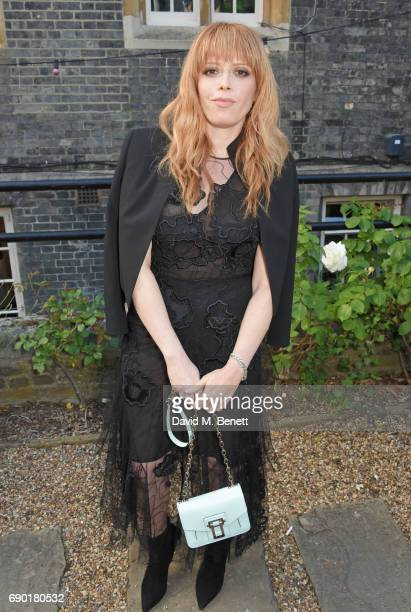 Natasha Lyonne attends the ALEXACHUNG London Launch Summer 17 Collection Reveal at the Danish Church of Saint Katharine on May 30 2017 in London...