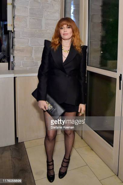 Natasha Lyonne attends The Hollywood Reporter SAGAFTRA 3rd annual Emmy Nominees Night presented by Anastasia Beverly Hills at Avra Beverly Hills...