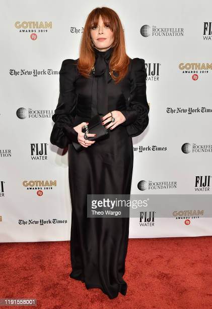 Natasha Lyonne attends the IFP's 29th Annual Gotham Independent Film Awards at Cipriani Wall Street on December 02, 2019 in New York City.