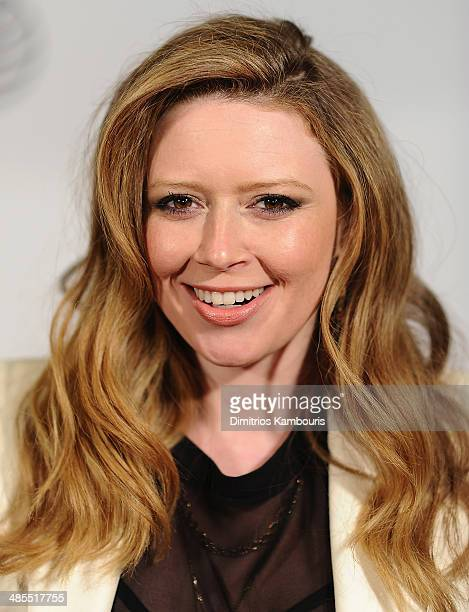 Natasha Lyonne attends the 'Loitering With Intent' screening during the 2014 Tribeca Film Festival at BMCC Tribeca PAC on April 18 2014 in New York...