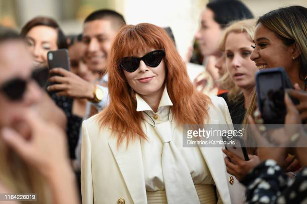 """Natasha Lyonne attends the """"Orange Is The New Black"""" Final Season World Premiere at Alice Tully Hall, Lincoln Center on July 25, 2019 in New York..."""