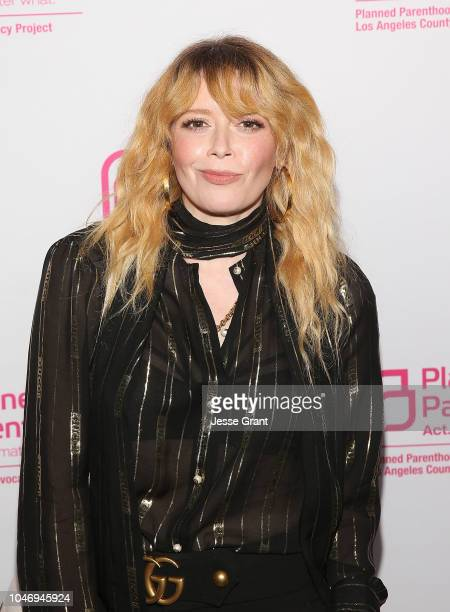 Natasha Lyonne attends the Planned Parenthood Advocacy Project LA County's Politics Sex Cocktails fundraiser on October 6 2018 in Los Angeles...