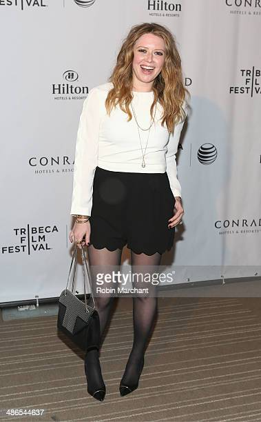 Natasha Lyonne attends the TFF Awards Night during the 2014 Tribeca Film Festival at Conrad New York on April 24 2014 in New York City