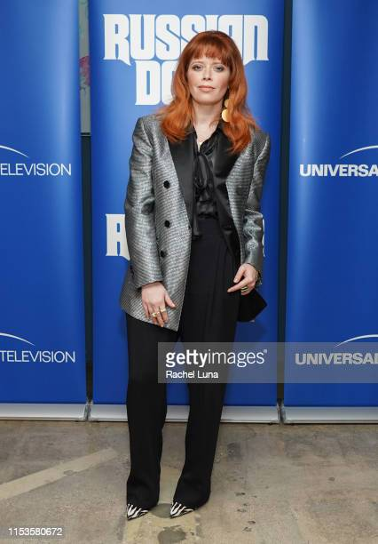 """Natasha Lyonne attends Universal Television's """"Russian Doll"""" FYC at UCB Sunset Theater on June 03, 2019 in Los Angeles, California."""