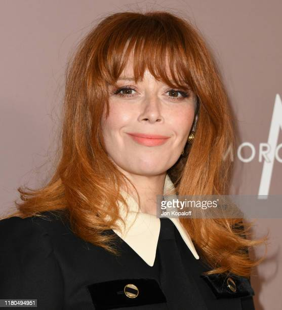 Natasha Lyonne attends Variety's 2019 Power Of Women: Los Angeles Presented By Lifetime at the Beverly Wilshire Four Seasons Hotel on October 11,...