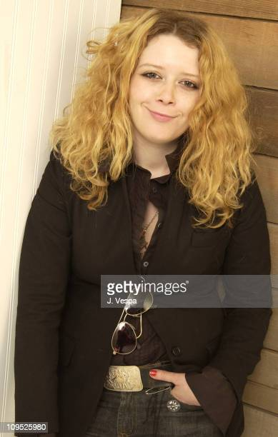 Natasha Lyonne during 2003 Sundance Film Festival 'Party Monster' Portraits at Yahoo Movies Portrait Studio in Park City Utah United States