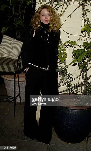 Natasha Lyonne during Dazed Confused and Kangol Sponsor Jamel Shabazz Photography Show at Les Deux Cafes in Hollywood California United States