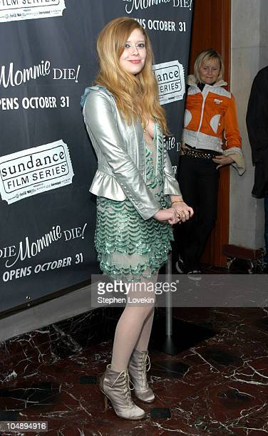 Natasha Lyonne during Die Mommie Die New York Premiere Afterparty at Laura Belle in New York City New York United States