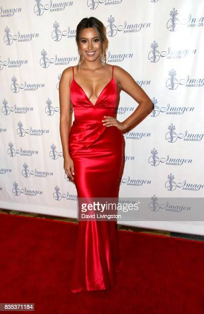 Natasha Martinez attends the 32nd Annual Imagen Awards at the Beverly Wilshire Four Seasons Hotel on August 18 2017 in Beverly Hills California