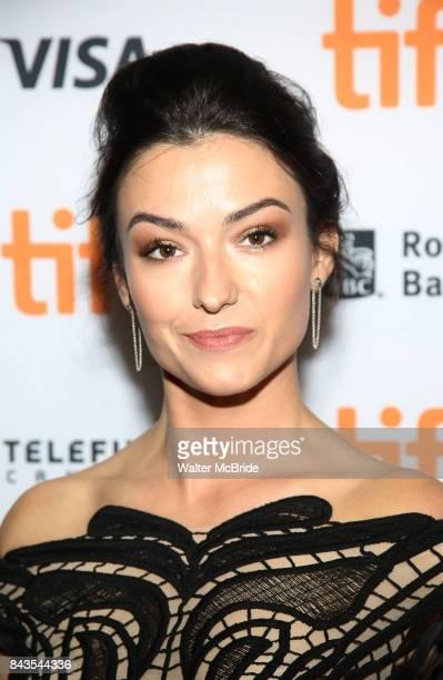 Natasha Negovanlis attends the TIFF Soiree during the 2017 Toronto International Film Festival at TIFF Bell Lightbox on September 6 2017 in Toronto...