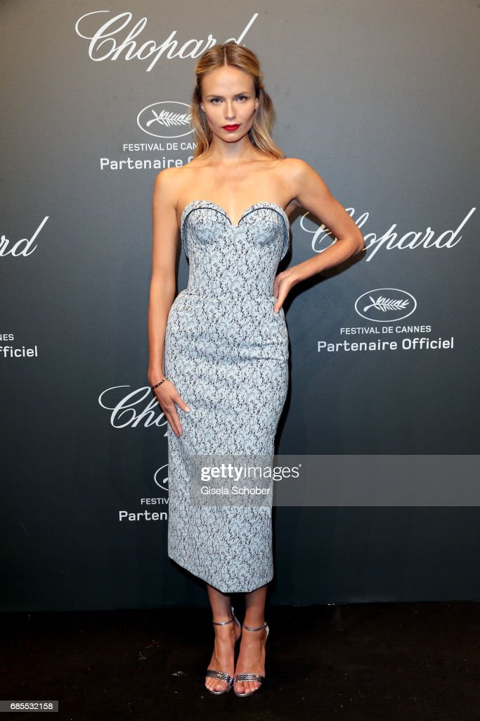Chopard Space Party - Photocall - The 70th Cannes Film Festival