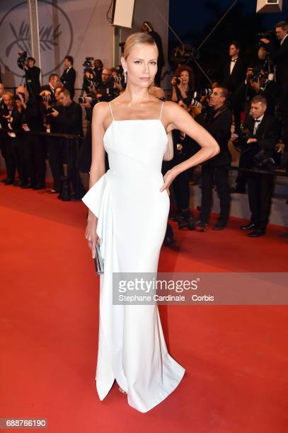 Natasha Poly attends the 'In The Fade ' premiere during the 70th annual Cannes Film Festival at Palais des Festivals on May 26 2017 in Cannes France