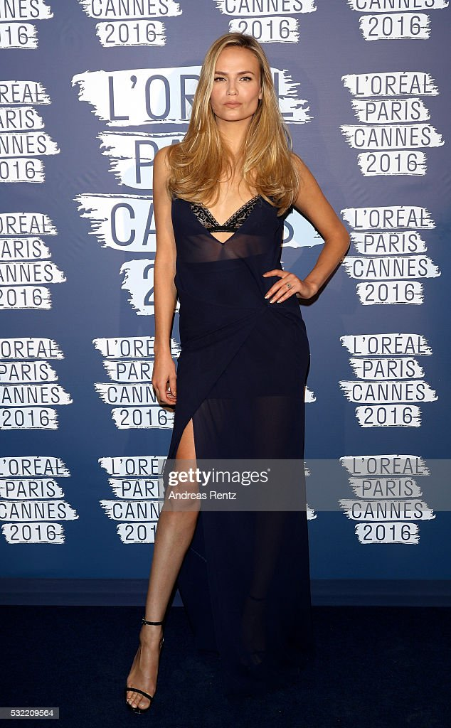 L'Oreal Paris Blue Obsession Party - The 69th Annual Cannes Film Festival : News Photo