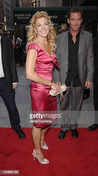 "Natasha Richardson and Marton Csokas during ""Asylum"" New York City Premiere at MGM Screening Room in New York City, New York, United States."