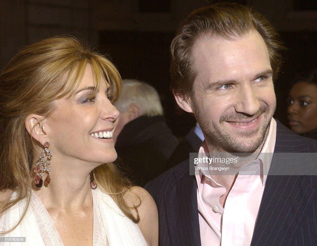 Natasha Richardson and Ralph Fiennes during 'The White Countess' London Premiere - Arrivals at Curzon Mayfair in London, Great Britain.