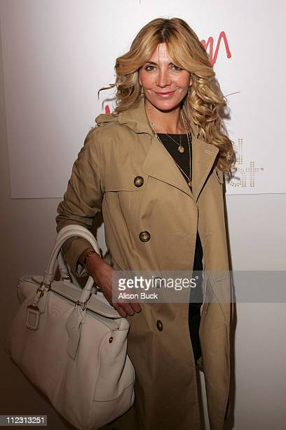 Natasha Richardson at Vavoom Gold Heat Salon during Vavoom Salon at 2007 Marie Claire Fashion Closet Day 2 at Four Seasons in Los Angeles California...